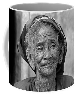Old Vietnamese Woman Coffee Mug