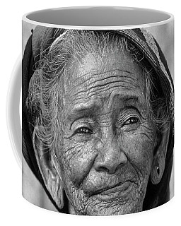 Old Vietnamese Woman Coffee Mug