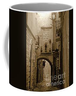 Old Village Street Coffee Mug