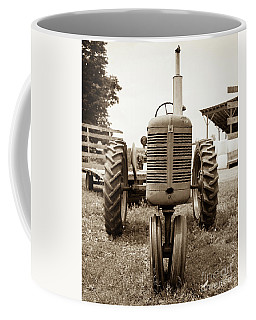 Old Vintage Tractor Cornish New Hampshire Coffee Mug