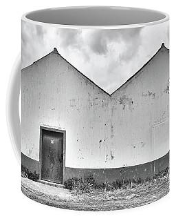 Old Warehouse Exterior Coffee Mug