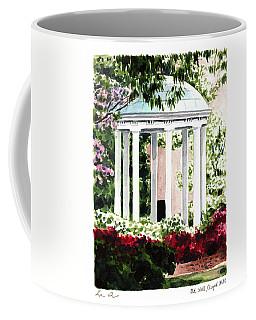 Old Well Chapel Hill Unc North Carolina Coffee Mug