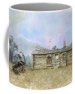 Old West Coffee Mug