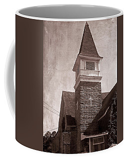 Coffee Mug featuring the photograph Old Western Cathedral Cafe by Aimee L Maher Photography and Art Visit ALMGallerydotcom