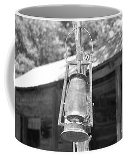 Old Western Lantern Coffee Mug