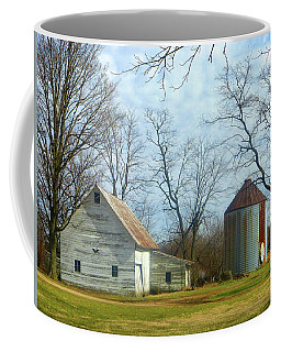 Old White Barn Coffee Mug