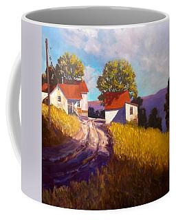 Old Willy's Barn Coffee Mug