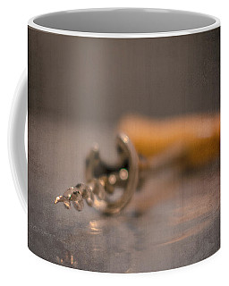 Old Wine Opener Coffee Mug