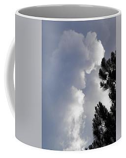 Old Woman In The Clouds Coffee Mug