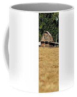 Old Wooden Barn Coffee Mug