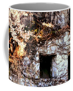 Old World Charm Coffee Mug by Janine Riley