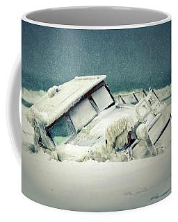 Old Wreck Coffee Mug