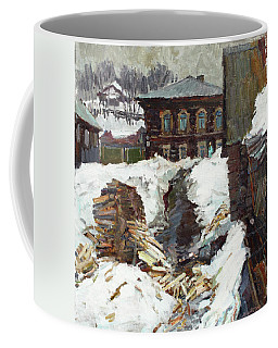 Old Yard Coffee Mug
