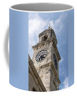 Olde Time Clock Coffee Mug