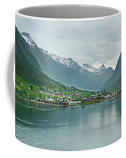 Olden On Nordfjord Coffee Mug