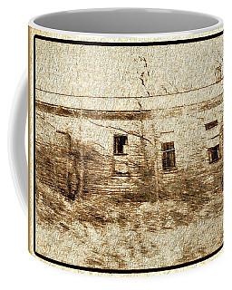 Older Home In Beige And Brown Coffee Mug