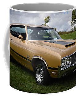 Oldsmobile 442 Coffee Mug