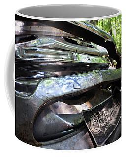 Oldsmobile Bumper Detail Coffee Mug