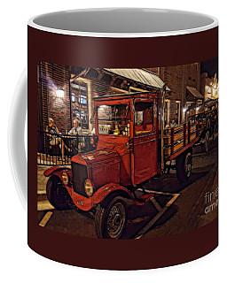 Ole Towne Happenings Coffee Mug by Mary Lou Chmura