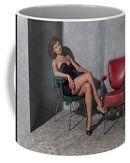 Olga Kurylenko Coffee Mug