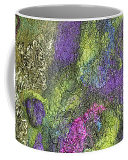 Olive Garden With Lavender Coffee Mug
