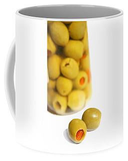 Olive Jar Coffee Mug