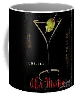 Olive Martini Coffee Mug
