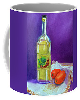 Olive Oil And Tomatoes Coffee Mug