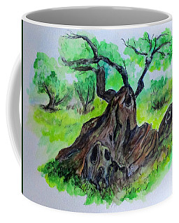 Olive Tree Coffee Mug