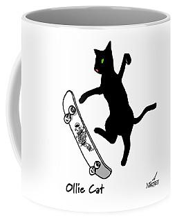 Ollie Cat Coffee Mug