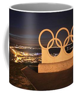 Olympic Rings Portland  Coffee Mug