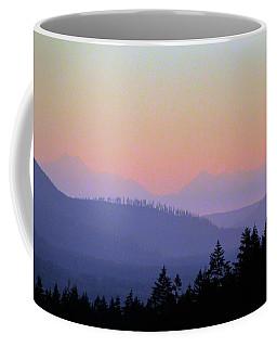 Olympic Silhouette Coffee Mug