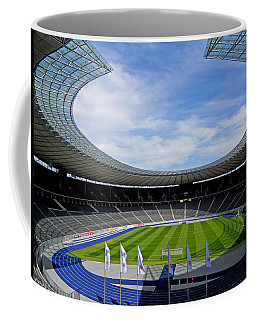 Olympic Stadium Berlin Coffee Mug