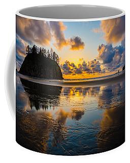 Olympic Sunset Glow Coffee Mug