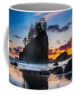 Olympic Sunset Coffee Mug