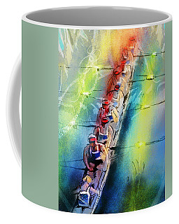 Olympics Rowing 02 Coffee Mug