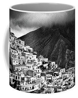 Olympos. Karpathos Island Greece Coffee Mug