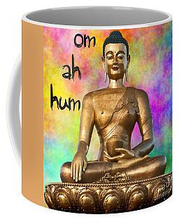 Om Ah Hum Coffee Mug