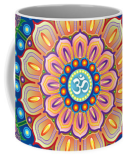 Om Mandala Coffee Mug