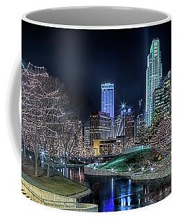 Omaha Holiday Lights Festival Coffee Mug
