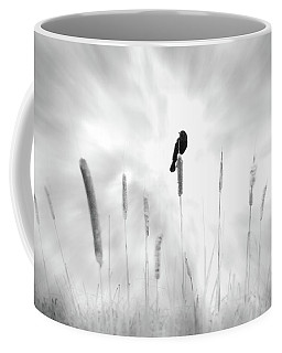 Coffee Mug featuring the photograph Omen by John Poon