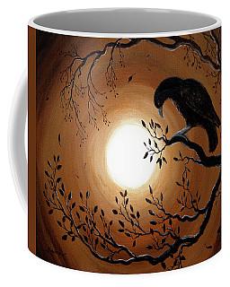 Ominous Bird Of Yore Coffee Mug