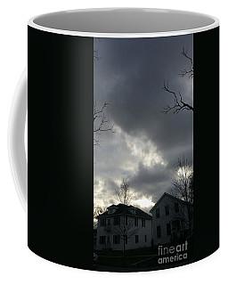 Ominous Clouds Coffee Mug
