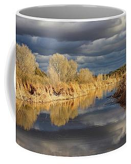 Ominous Reflections Coffee Mug