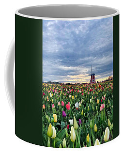 Ominous Spring Skies Coffee Mug