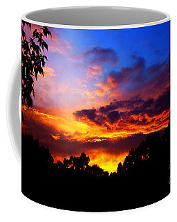 Ominous Sunset Coffee Mug