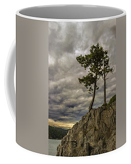 Ominous Weather Coffee Mug