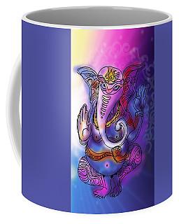 Omkareshvar Ganesha Coffee Mug