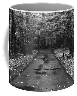On A Drizzly Day Coffee Mug