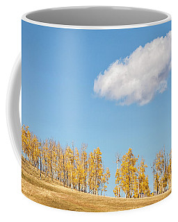 On A Hill Coffee Mug